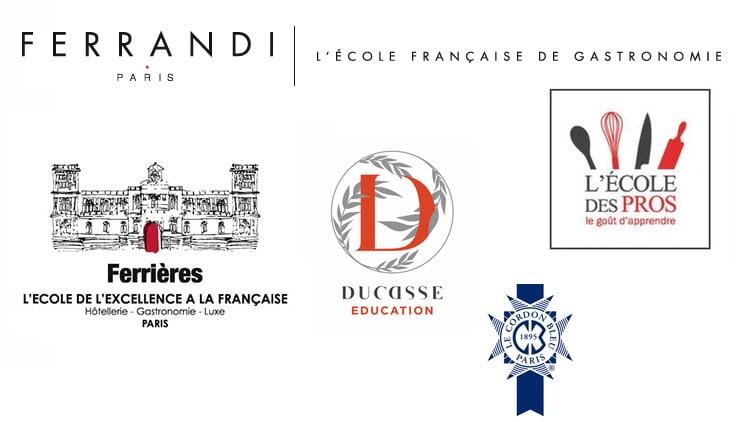 Ecole de cuisine le guide complet for Ecole superieure de cuisine francaise