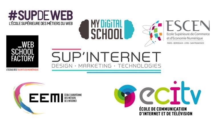 Ecole Web A Paris Preparez Vous Aux Metiers De L Internet A Paris
