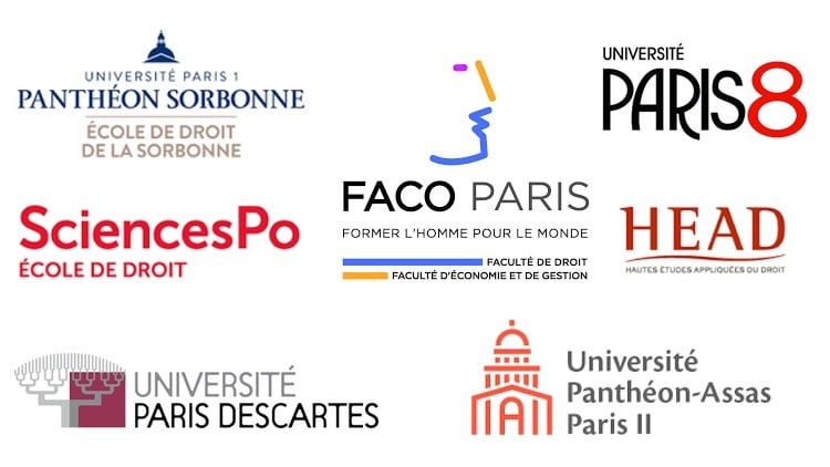 Assas Calendrier Universitaire.Ecoles De Droit A Paris Toutes Les Infos