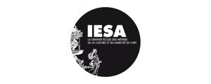 Logo de IESA - Institut d'études supérieures des arts