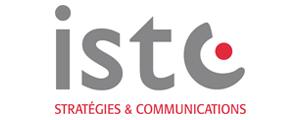 Logo de ISTC - Institut des stratégies et techniques de communication, Université catholique de Lille