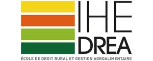 Logo de Institut des hautes études de droit rural et d'économie agricole