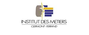 Logo de Institut des métiers - Clermont-Ferrand