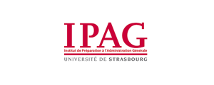 Logo de IPAG - Institut de préparation à l'administration générale, Université de Strasbourg