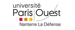 Logo de IPAG - Institut de préparation à l'administration générale, Université Paris Ouest Nanterre La Défense