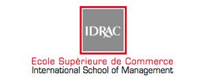 Logo de Institut de l'environnement et des technologies (groupe IDRAC)