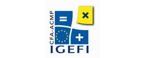 Logo de Institut de gestion et d'études financières