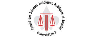 Logo de Faculté des sciences juridiques, politiques et sociales, Université de Lille 2