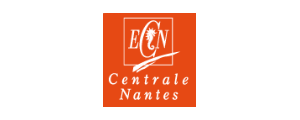 Logo de Ecole centrale de Nantes