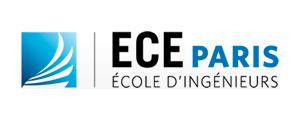 Logo de ECE - Ecole Centrale d'Electronique