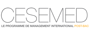 Logo de CESEMED - Groupe EUROMED Management