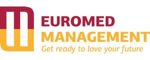 Logo de EUROMED Management