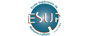 Logo de ESUP - Ecole supérieure de Maisons-Lafitte