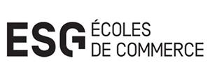 Logo de ESG Aix - Ecole supérieure de gestion, commerce et finance