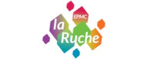Logo de EPMC La Ruche - Ecole Privée des Métiers de la Création