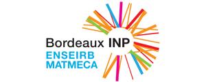 Logo de Ecole National Supérieure d'électronique, informatique, télécommunications, mathématiques et mécanique de Bordeaux