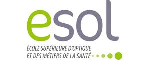 Logo de ESOL - Ecole supérieure d'optique de Lorraine