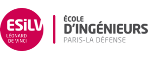 Logo de Ecole Supérieure d'Ingénieurs Léonard de Vinci