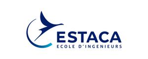 Logo de ESTACA Ecole d'ingénieurs - campus Ouest