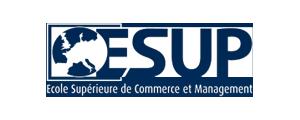 Logo de Ecole supérieure de commerce et management - Laval
