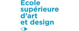 Logo de ESADSE - Ecole supérieure d'art et design de Saint-Etienne