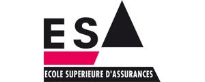 Logo de Ecole supérieure d'assurances