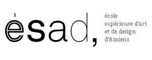 Logo de ESAD - Ecole supérieure d'art et de design