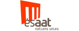 Logo de ESAAT - Ecole Supérieure Arts Appliqués et Textile