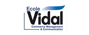 Logo de Ecole privée Vidal