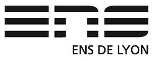 Logo de ENS - Ecole normale supérieure de Lyon
