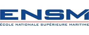 Logo de ENSM - Ecole Nationale Supérieure Maritime Centre du Havre