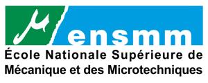 Logo de Ecole nationale supérieure de mécanique et des microtechniques de Besançon