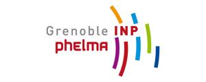 Logo de Ecole nationale supérieure de physique, électronique et matériaux