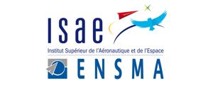 Logo de ISAE école nationale supérieure de mécanique et d'aérotechnique, Université de Poitiers