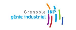 Logo de Ecole nationale supérieure de Génie industriel - Grenoble INP, Université Grenoble Alpes