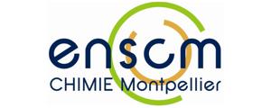 Logo de Ecole nationale supérieure de chimie de Montpellier