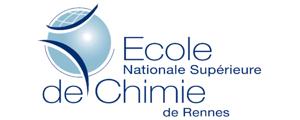 Logo de Ecole nationale supérieure de chimie de Rennes