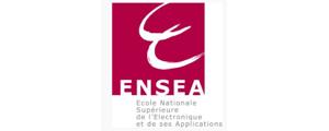 Logo de Ecole nationale supérieure de l'électronique et de ses applications