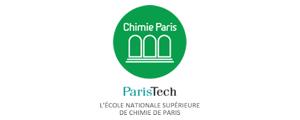 Logo de Ecole nationale supérieure de chimie de Paris