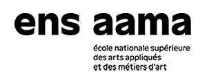 Logo de ENSAAMA - Ecole nationale supérieure des arts appliqués et des métiers d'art - Olivier de Serres