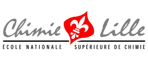 Logo de Ecole nationale supérieure de chimie de Lille