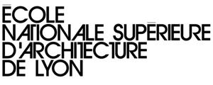 Logo de ENSAL - Ecole nationale supérieure d'architecture de Lyon