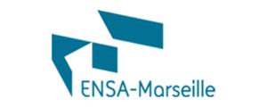 Logo de ENSA - Ecole nationale supérieure d'architecture de Marseille