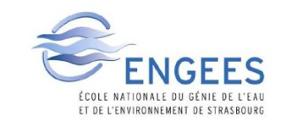 Logo de Ecole nationale du génie de l'eau et de l'environnement de Strasbourg