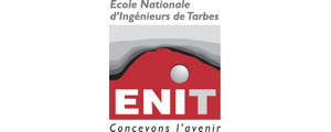 Logo de INP ENIT - Ecole nationale d'ingénieurs de Tarbes