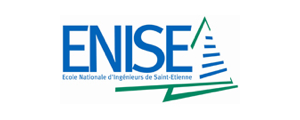Logo de ENISE - Ecole nationale d'ingénieurs de Saint-Etienne