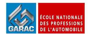 Logo de Ecole nationale des professions de l'automobile