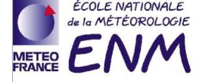 Logo de Ecole nationale de la météorologie
