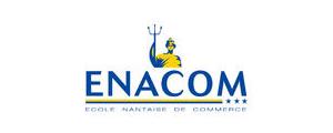 Logo de Ecole nantaise de commerce