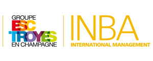 Logo de Ecole internationale de management INBA